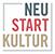 Logo mit dem Schriftzug: NeustartKultur