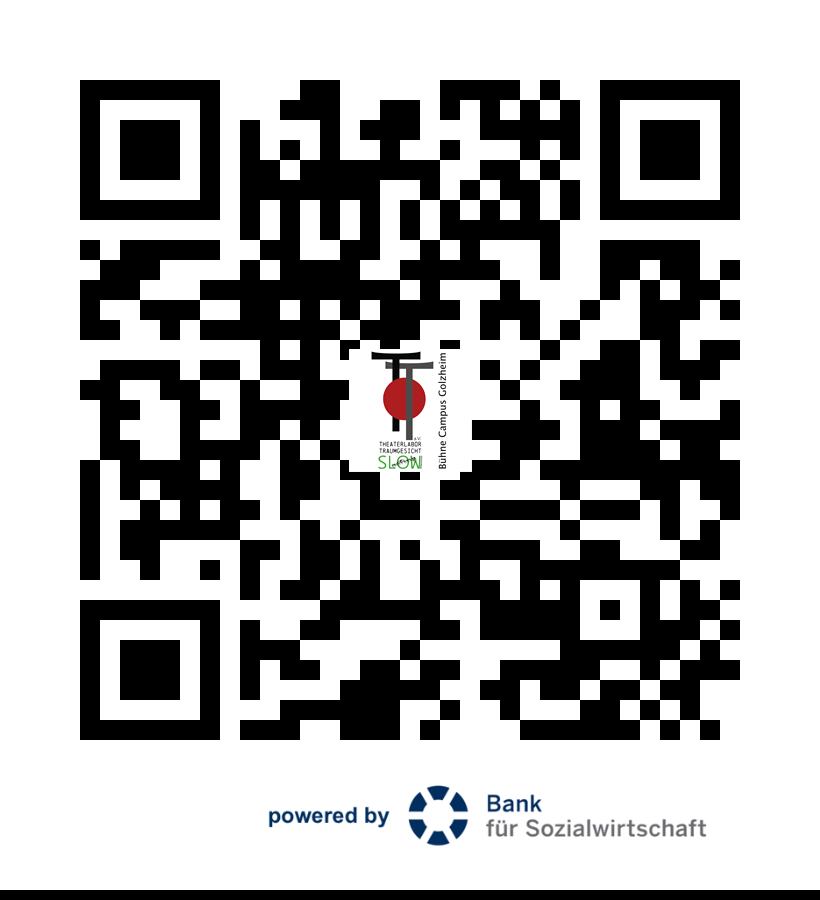 QR-Code zum Spendenformualr der Bank für Sozialwirtschaft