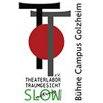 Logo mit Bühne Campus Golzheim
