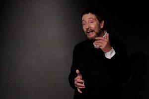 Wolfgang Keuter erzählt über das Schauspiel-Projekt: Das Gartenfest