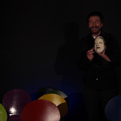 Schauspielunterricht mit Wolfgang Keuter im Theater Labor